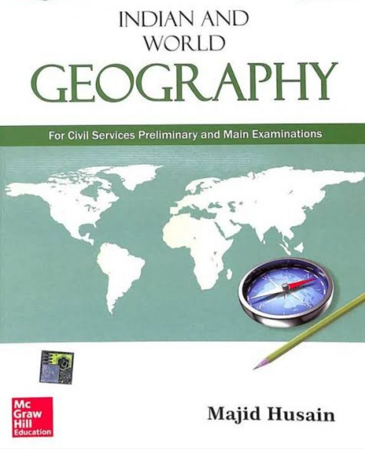 Geography Handwritten Notes for UPSC
