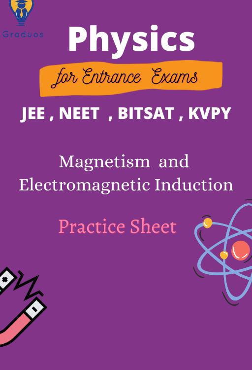 Download Magnetism and Electromagnetic Induction PYQ PDF